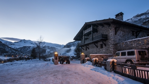Chalet Himalaya