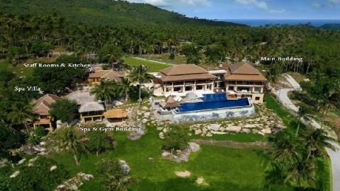 Samui Ridgeway-Private Estate & Spa