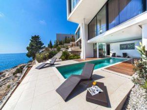 Golden Rays luxury villas Croatia