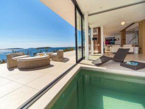 luxury villas Golden Rays Croatia