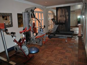 Villa Canella Gym