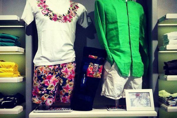 Porto Cervo Shopping MC2 St Barths