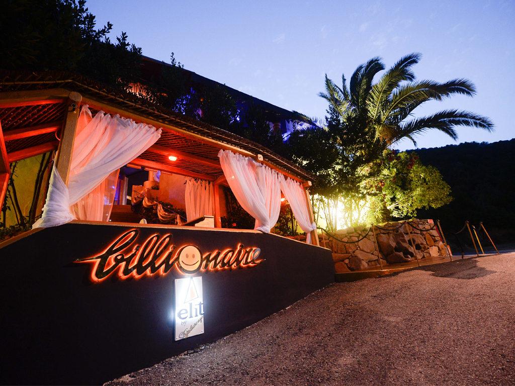 Billionaire Club Porto Cervo, Sardinia