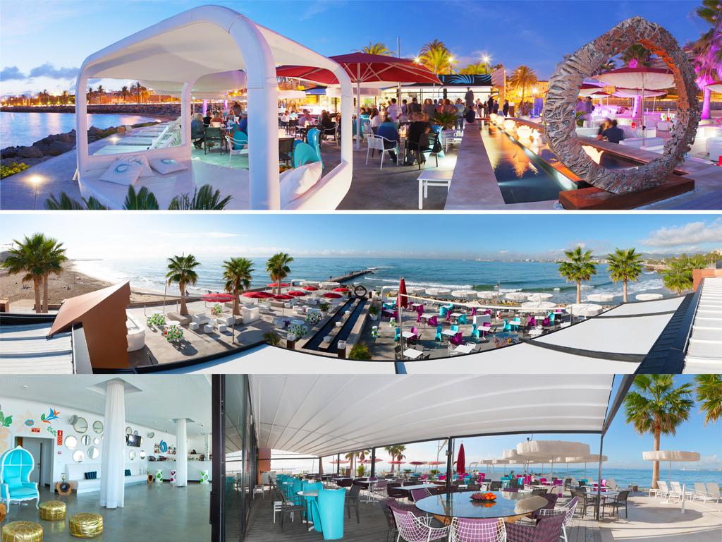 Palma De Mallorca Beach Clubs