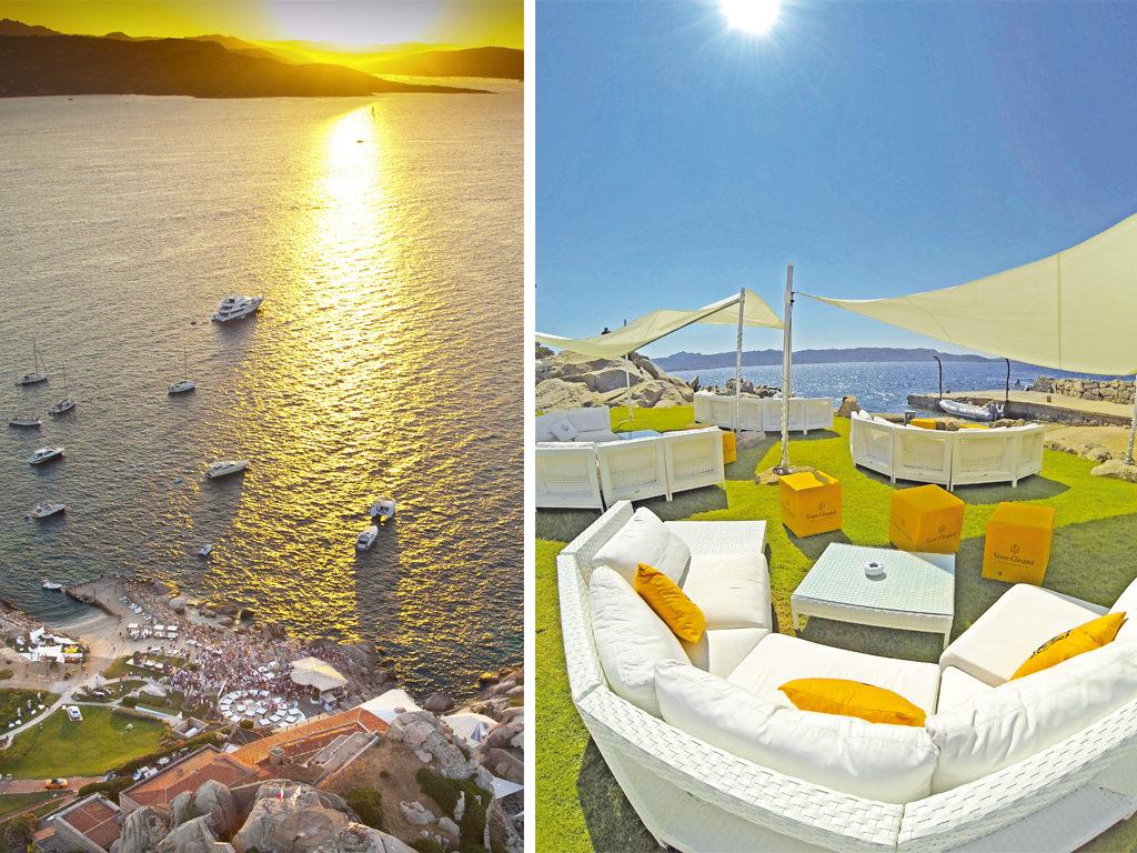 Phi Beach Club, Sardinia