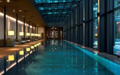 The Chedi Andermatt, Andermatt, Swiss Alps