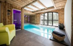 Chalet Shar Pei, Val d'Isere, French Alps Pool - by Finest Holidaays - Luxury Villas & Luxury Ski Chalets