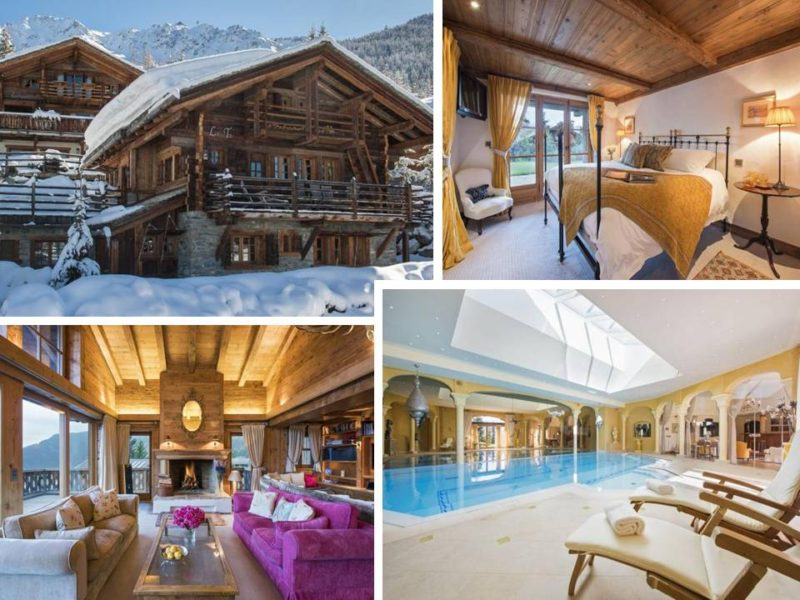 Last minute catered ski chalets