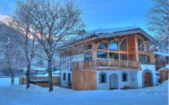 France, Chamonix, Chalet Colorado