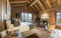 Chalet Orsini, Verbier, Swiss Alps, Master bedroom