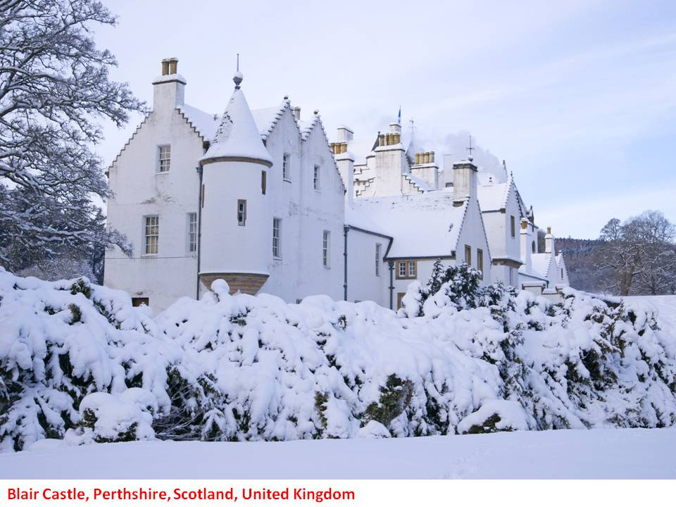 Perthshire United Kingdom  city photos gallery : Blair Castle, Perthshire, Scotland, United Kingdom: Dating back to ...