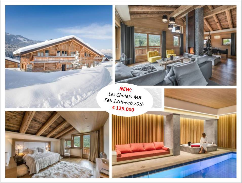 luxury ski chalets s day last minute deals in