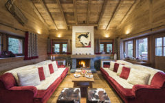 Switzerland, Chalet 3 Flocons in Verbier