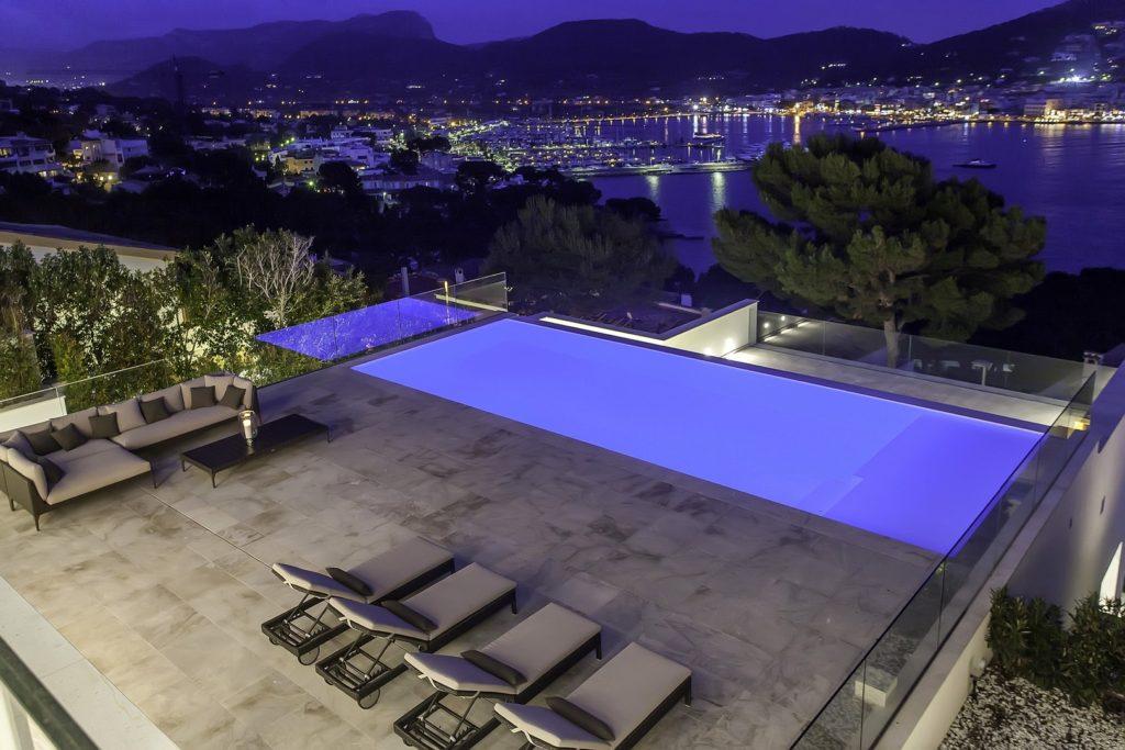 Luxury villa MSW08 in Puerto Andratx, Mallorca, Balearic Islands