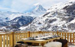 Chalet Les Anges, Zermatt, Swiss Alps