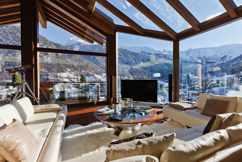 Chalet Zermatt Peak in Zermatt, Swiss Alps