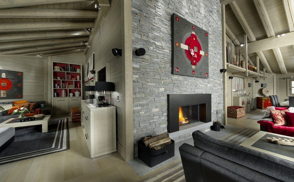 Chalet Baltoro in Courchevel 1850, French Alps
