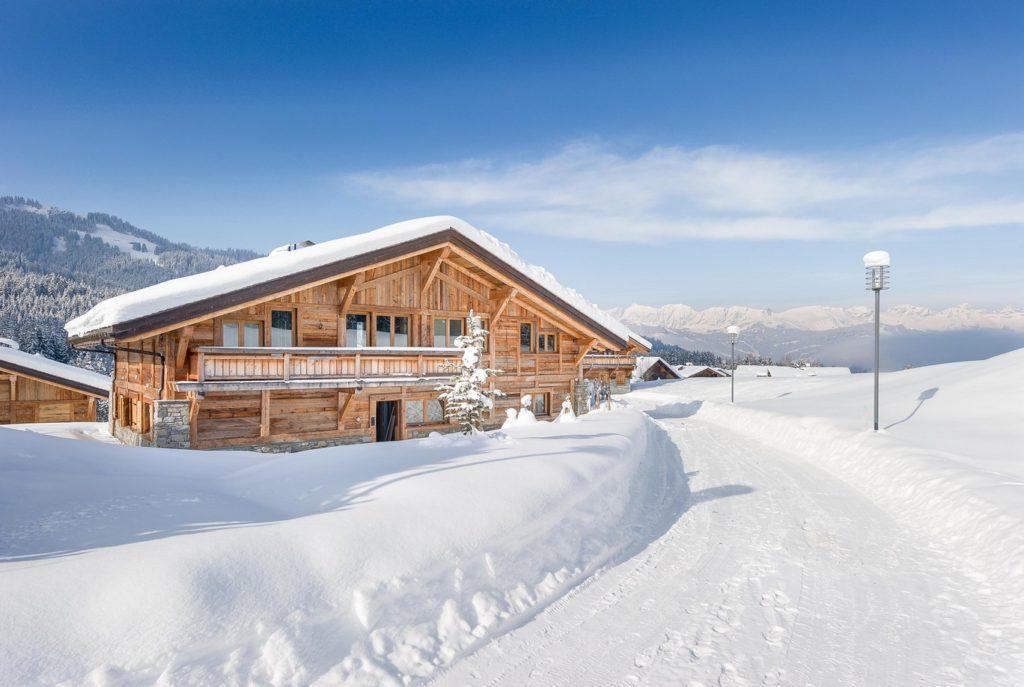 Chalets MB in Megève, French Alps
