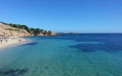 beach Puerto Portals,Mallorca