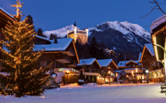 SWITZERLAND WINTER,GSTAAD