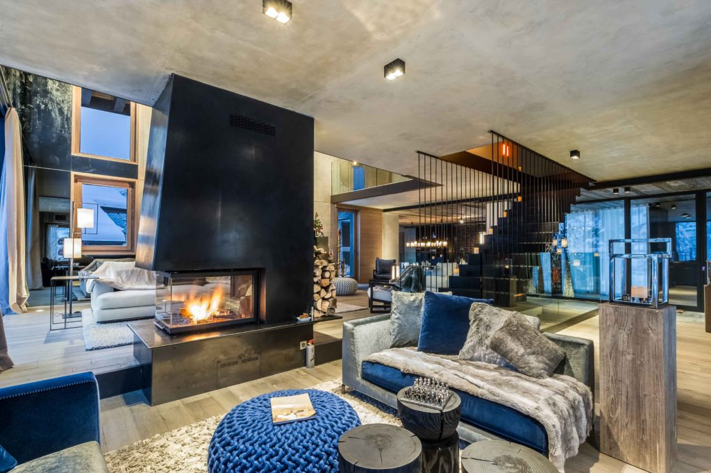 Ski Chalet Blossom Hill, Courchevel 1300