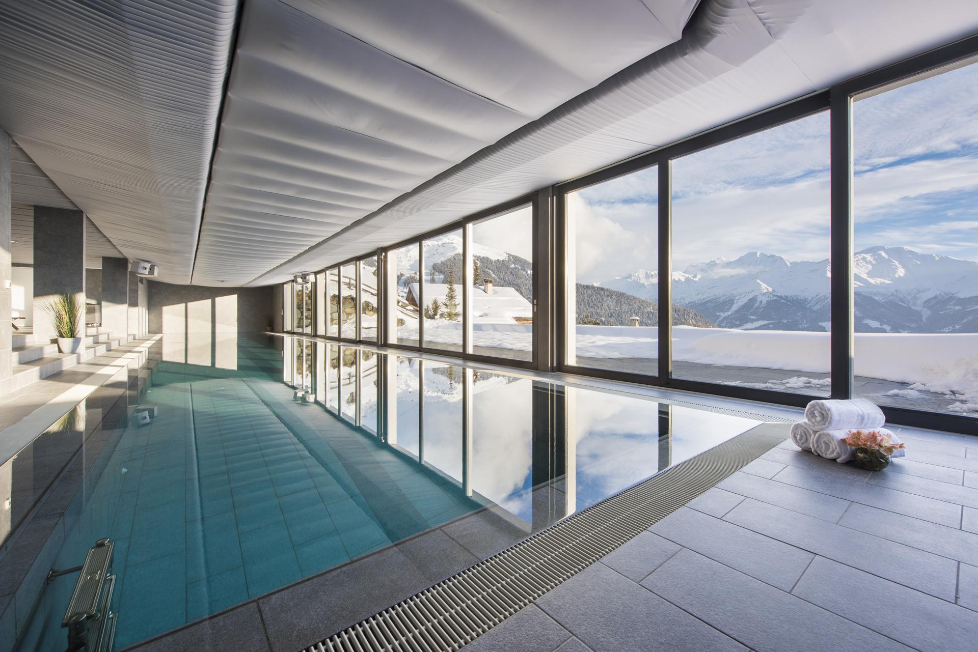 Luxury Ski Chalet Sagarmata, Verbier, Swiss Alps
