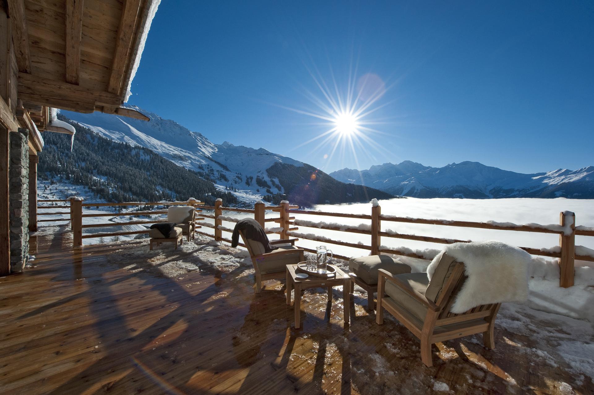 Luxury Ski Chalet The Alpine Estate, Verbier, Swiss Alps