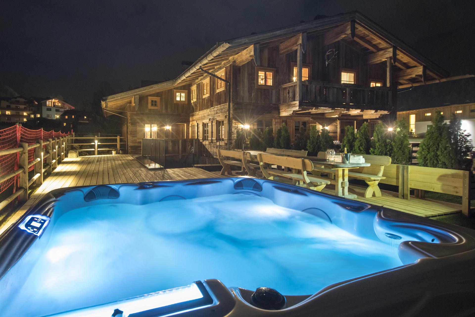 Luxury Ski Apartment Tschoder, St. Anton, Austrian Alps