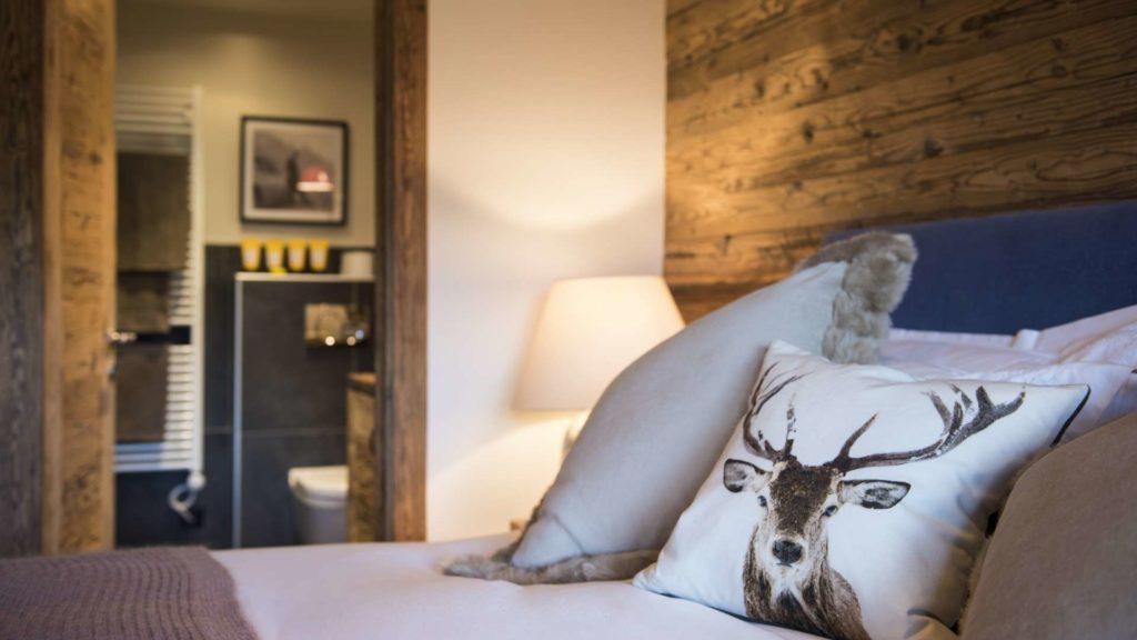 Bedroom Chalet Toundra
