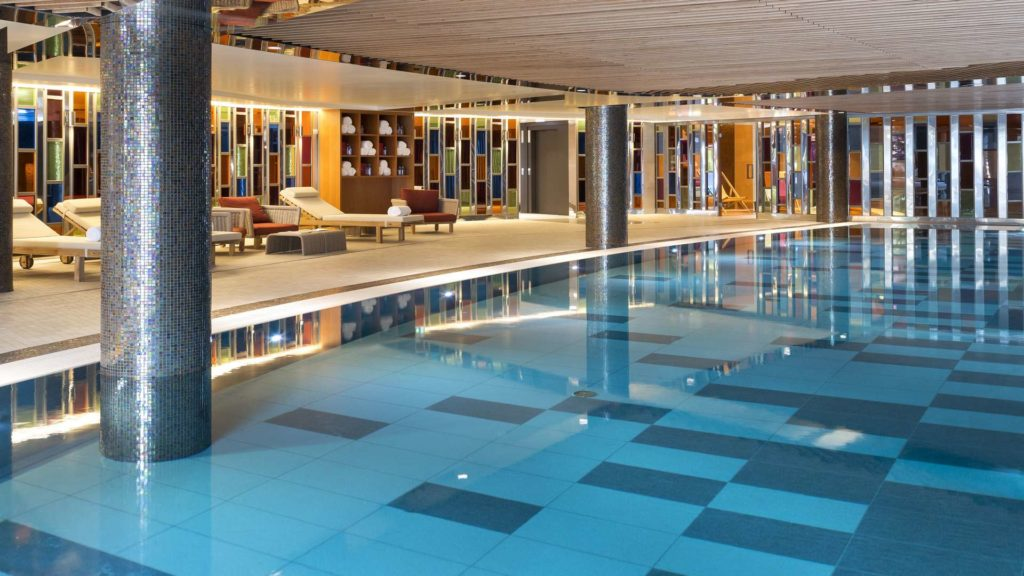 Spa Hotel Barriere Les Neiges