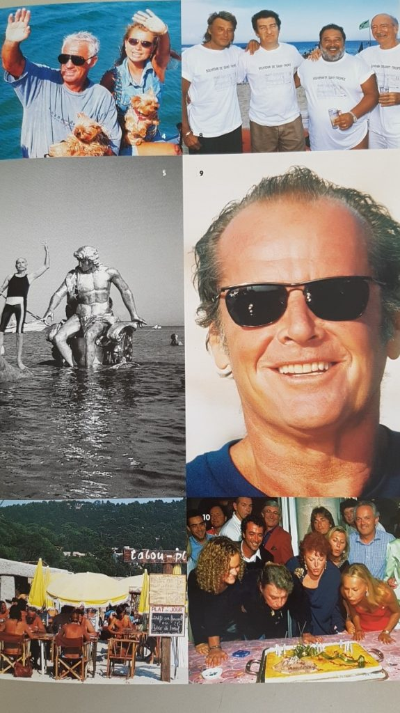 Lifestyle, source the book THE SPIRIT OF ST.TROPEZ by Henry-Jean Servat