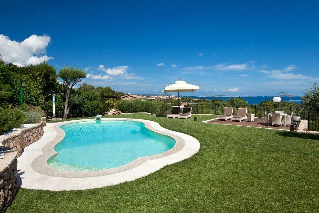 Villa Blue, Sardinia, Porto Rotondo