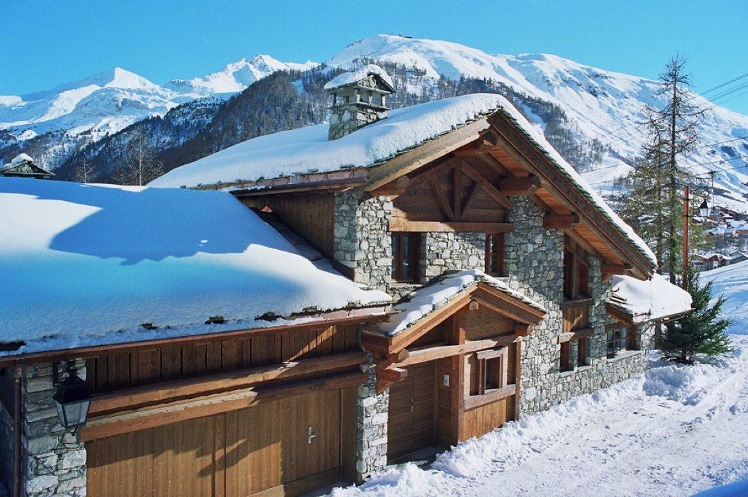 Chalet Montana, Val d'Isère