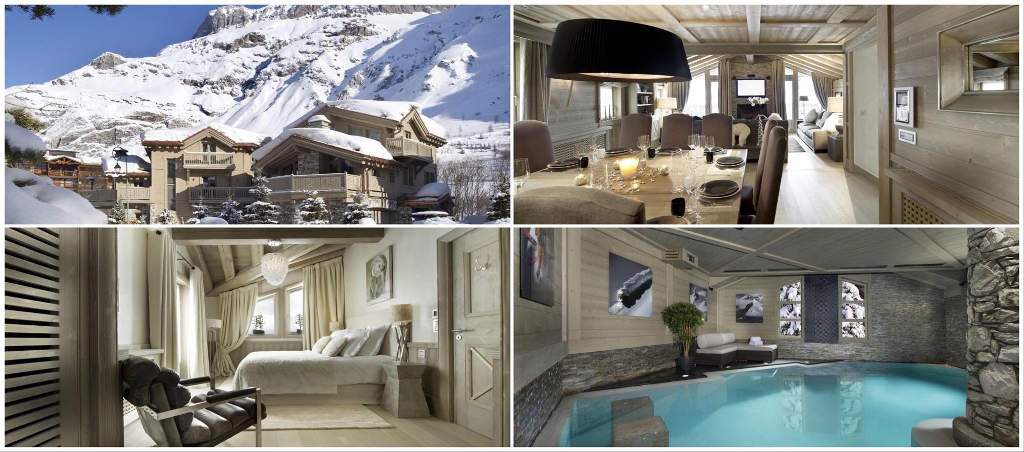 Ski chalet White Pearl, Val d'Isère
