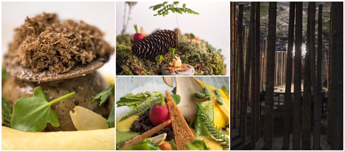 Fine dining in Tignes: Restaurant Ursus