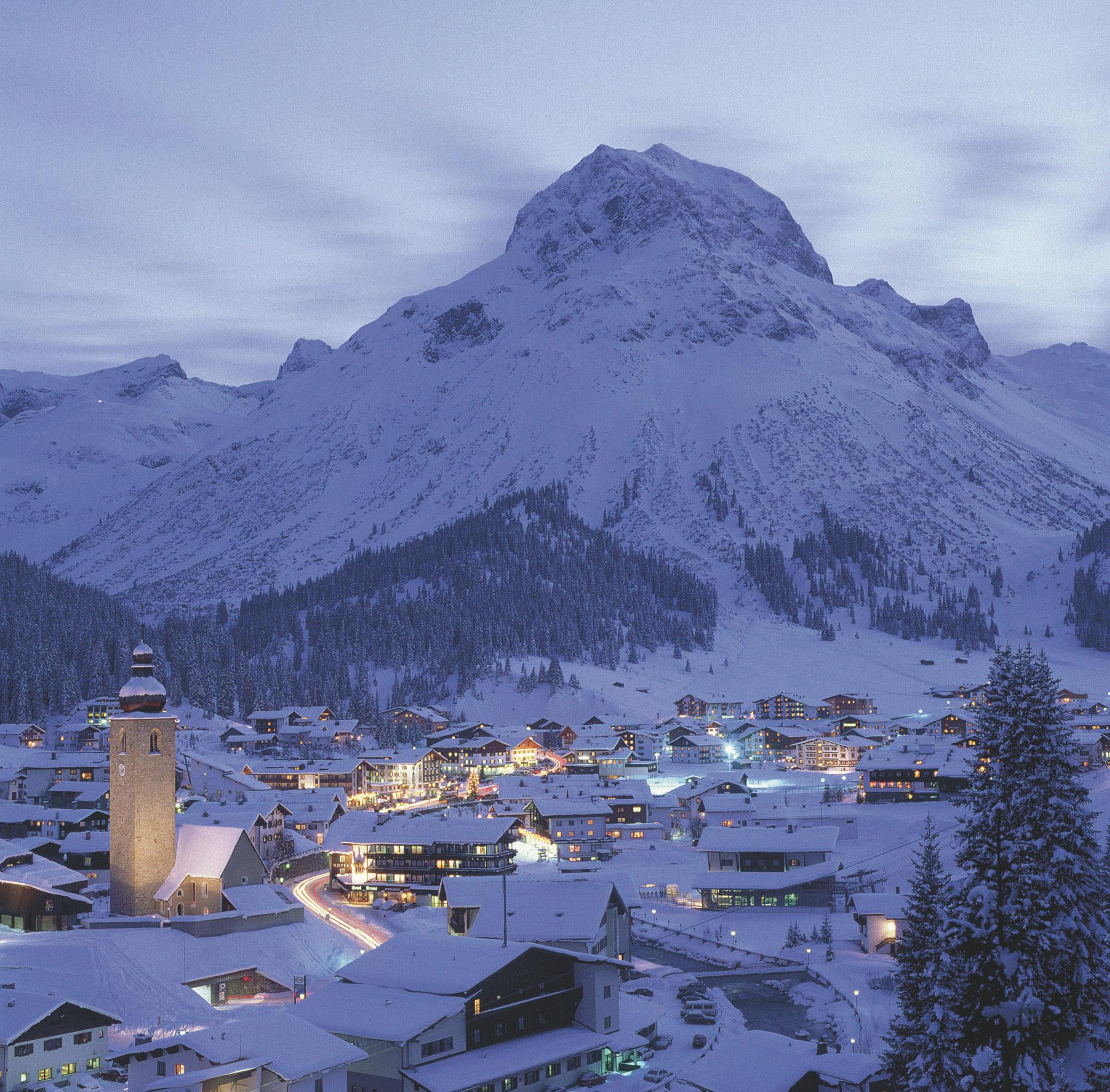 Lech, Vorarlberg, Aistria
