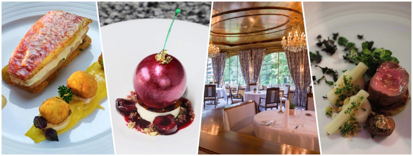 www.finest-holidays.com The Swiss ski resort Zermatt holds 5 Michelin stars in four of it's fine dining restaurants