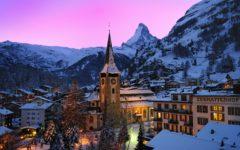 www.finest-holidays.com Zermatt in the Swiss canton Valais