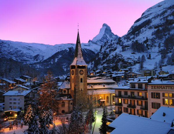 www.finest-holidays.com Zermatt in the Swiss canton Valais