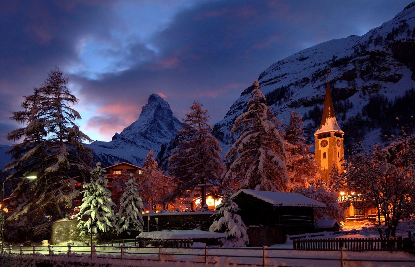 www.finest-holidays.com Dorf Zermatt