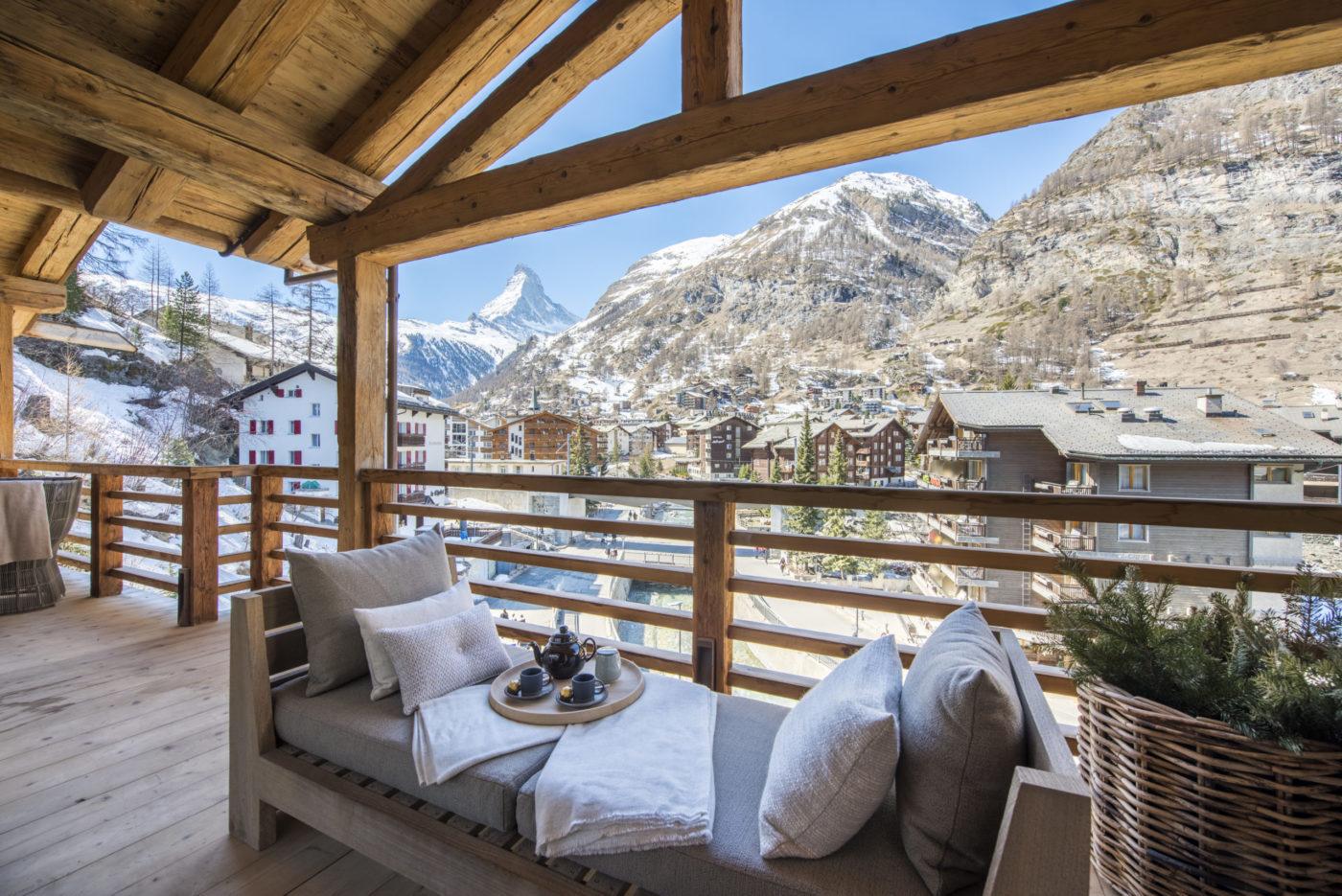 www.finest-holidays.com Chalet Denali, Zermatt, Swiss Alps