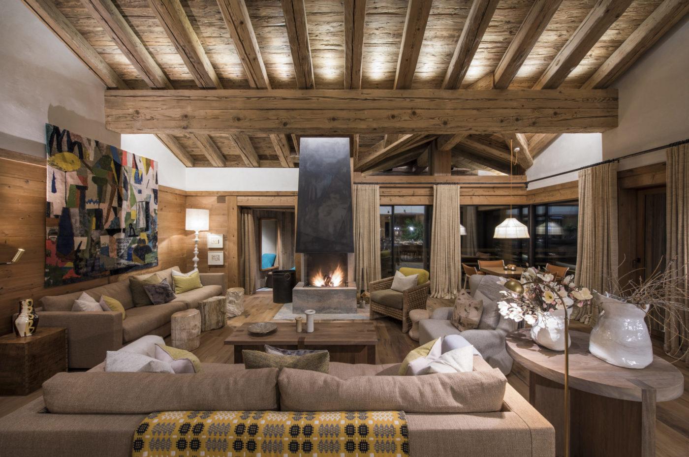 www.finest-holidays.com Chalet Denali, Zermatt, Swiss Alps, Canton Valais