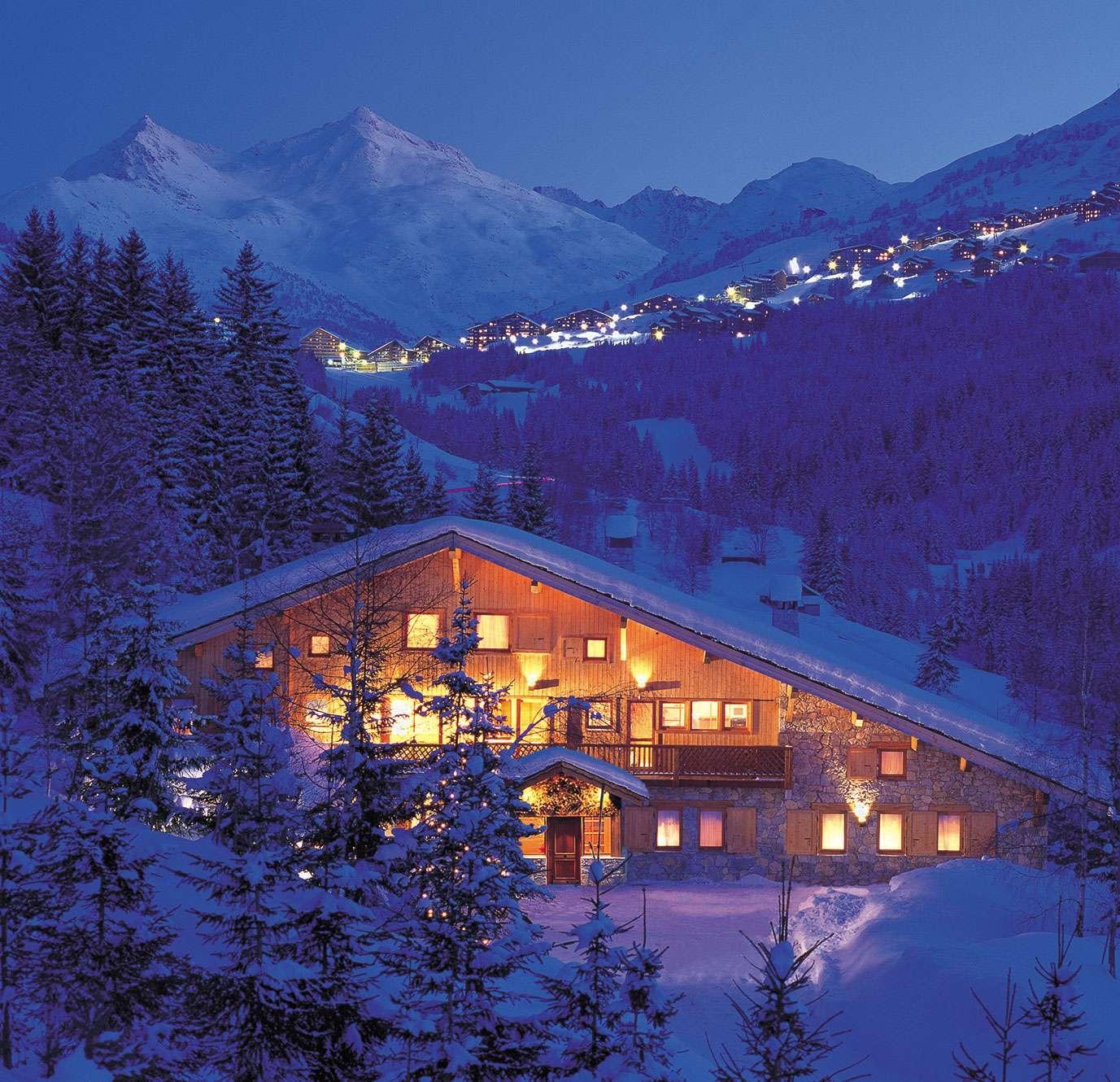 Luxury ski chalet Les Brames, Méribel, French Alps