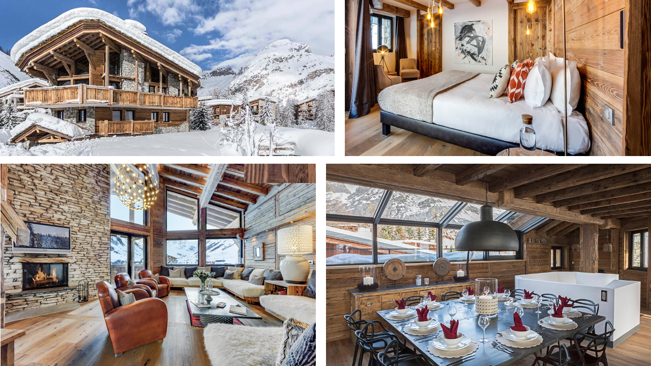 Chalet Daria, Val d'Isere
