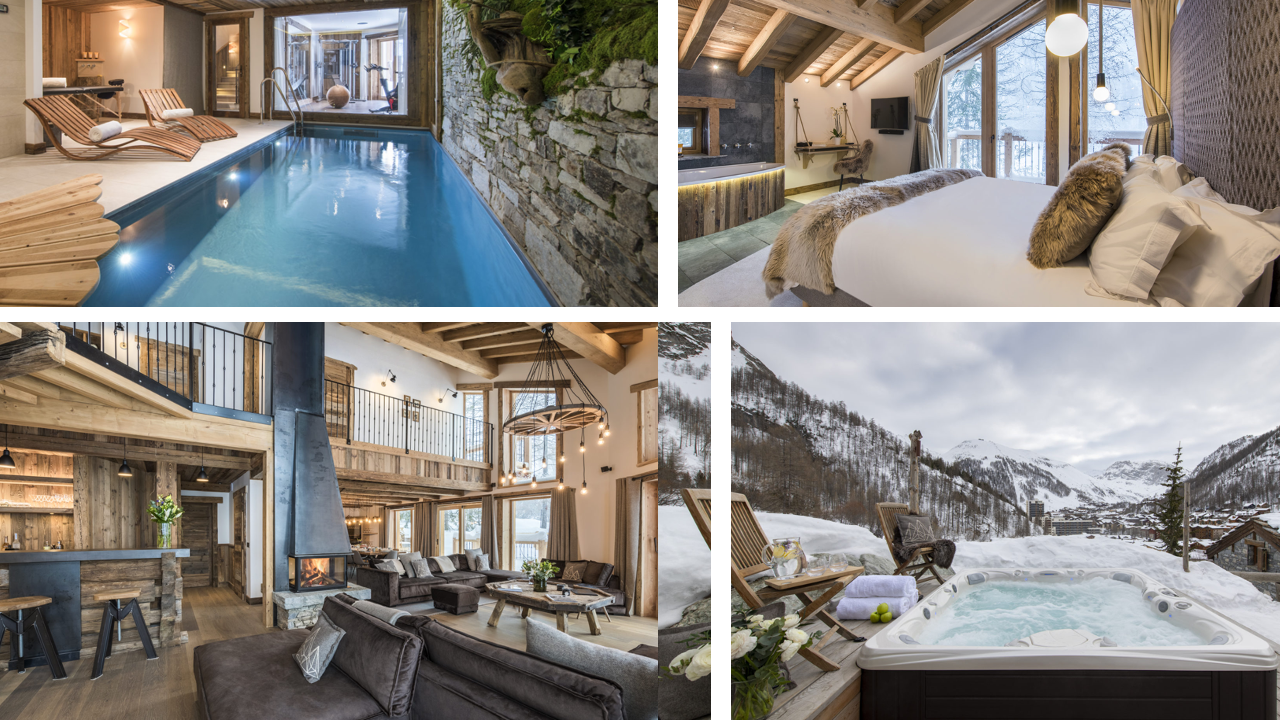 Chalet Machapuchare, Val d'Isere, France