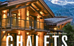 Book review of Chalets. Trendsetting Mountain Treasures