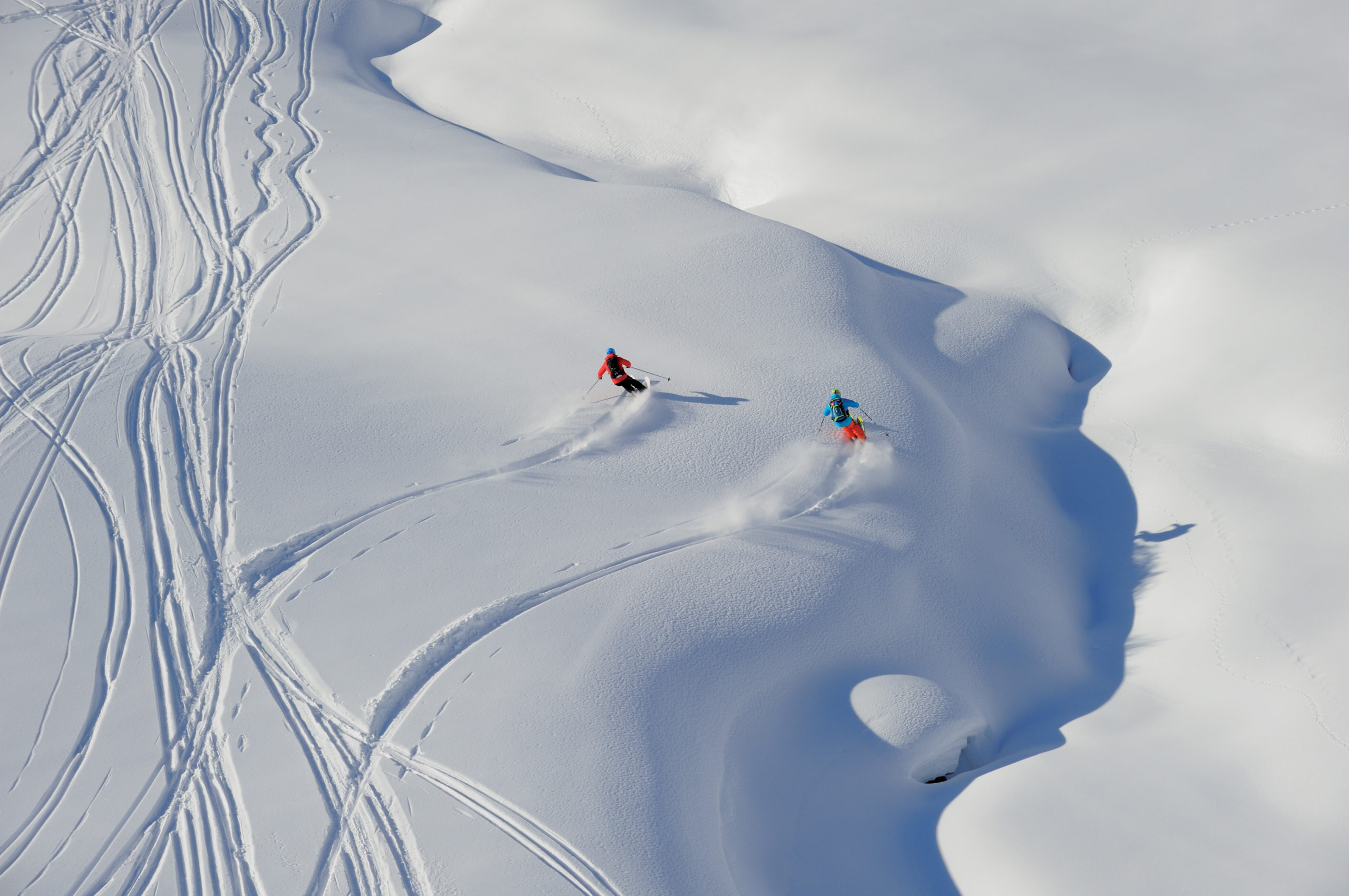 www.finest-holidays.com Freeriders Arlberg Area