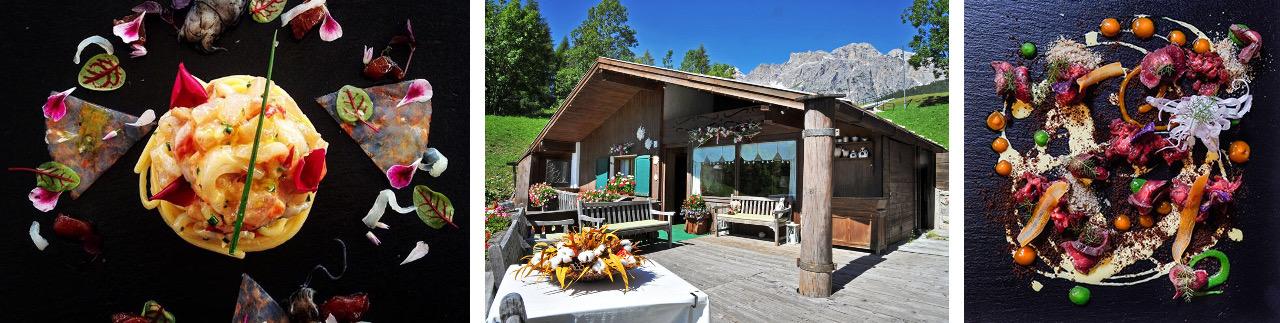 Restaurant Tivoli, Cortina d'Ampezzo, Italian Alps, Dolomite Region