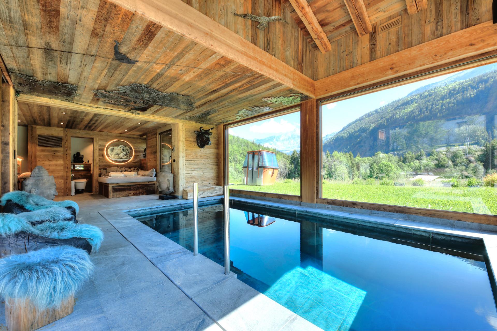 Chalet Dalmore, Chamonix, French Alps