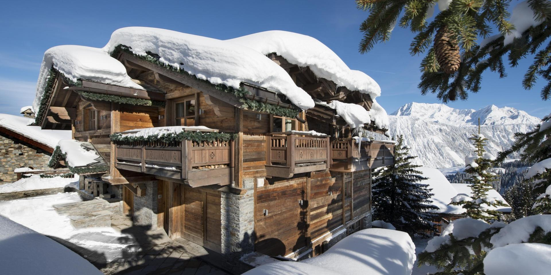 SKI CHALETS COURCHEVEL